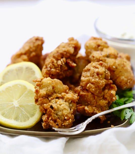 Fried Oysters Fullsizeoutput 2a7f