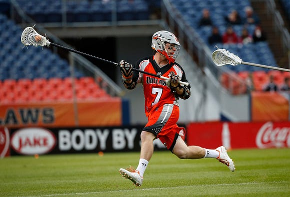 Matt Bocklet is a five-time MLL All-Star defender with the Denver Outlaws and is the franchise leader in ground balls.