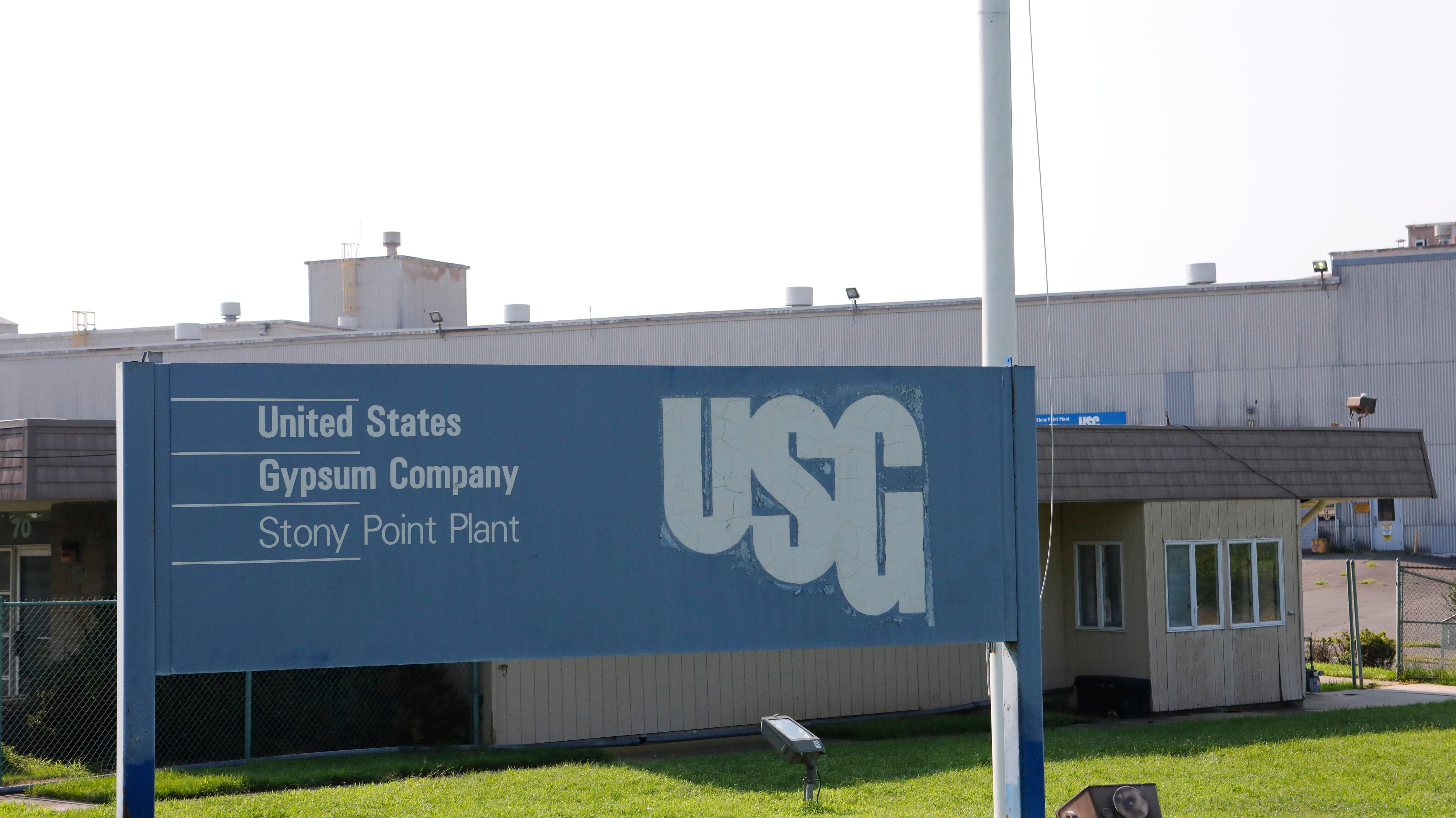 Video: U S  Gypsum bought by German company