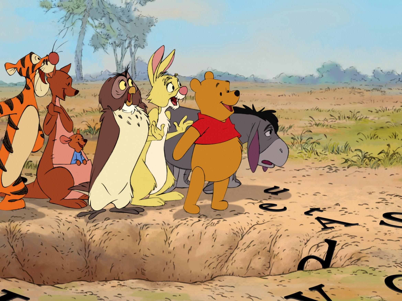 "Massachusetts: ""Winnie the Pooh"""