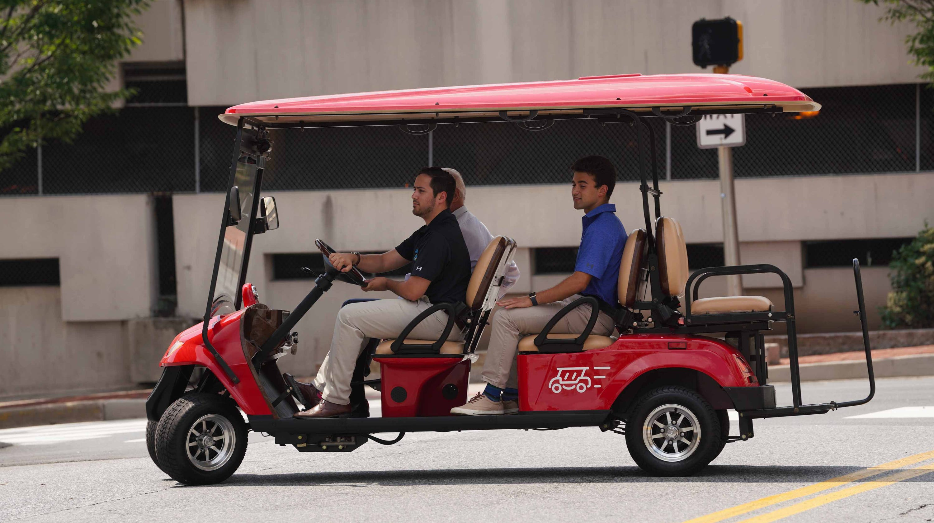 Uber-like golf carts coming soon to Wilmington's Market ... on