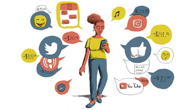Americans use their phones to access information about their health, conduct online banking, look up government services, enroll in educational programs and search for jobs and housing.