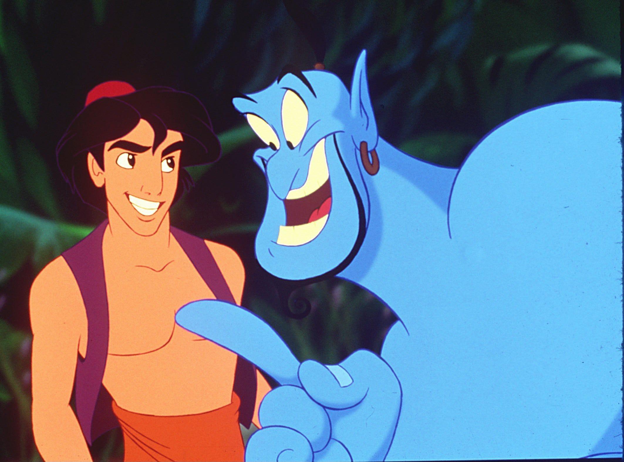 """California: """"Aladdin"""""""