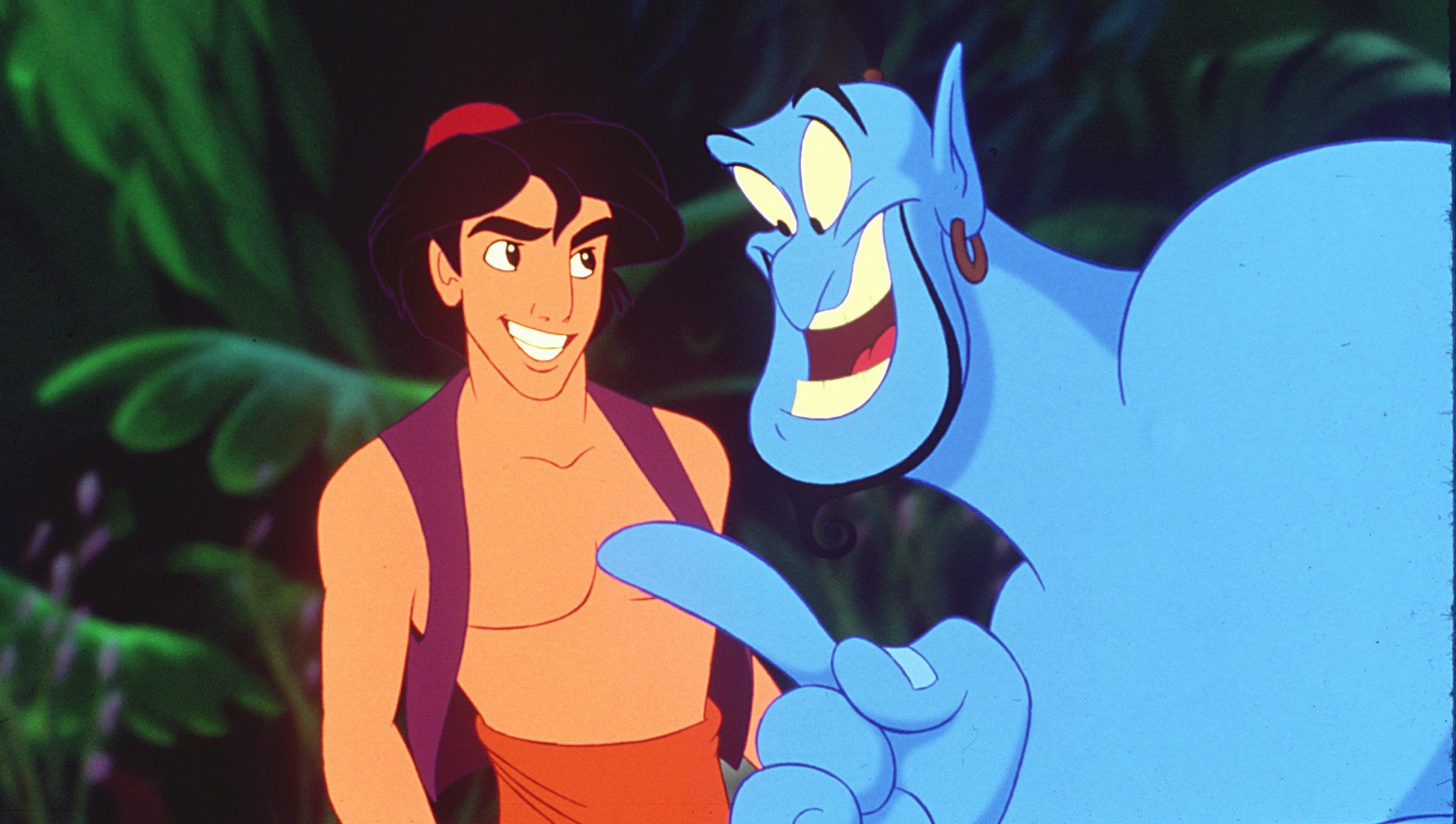 California's most popular '90s movie is Disney's 'Aladdin.' Here's what ruled in other states