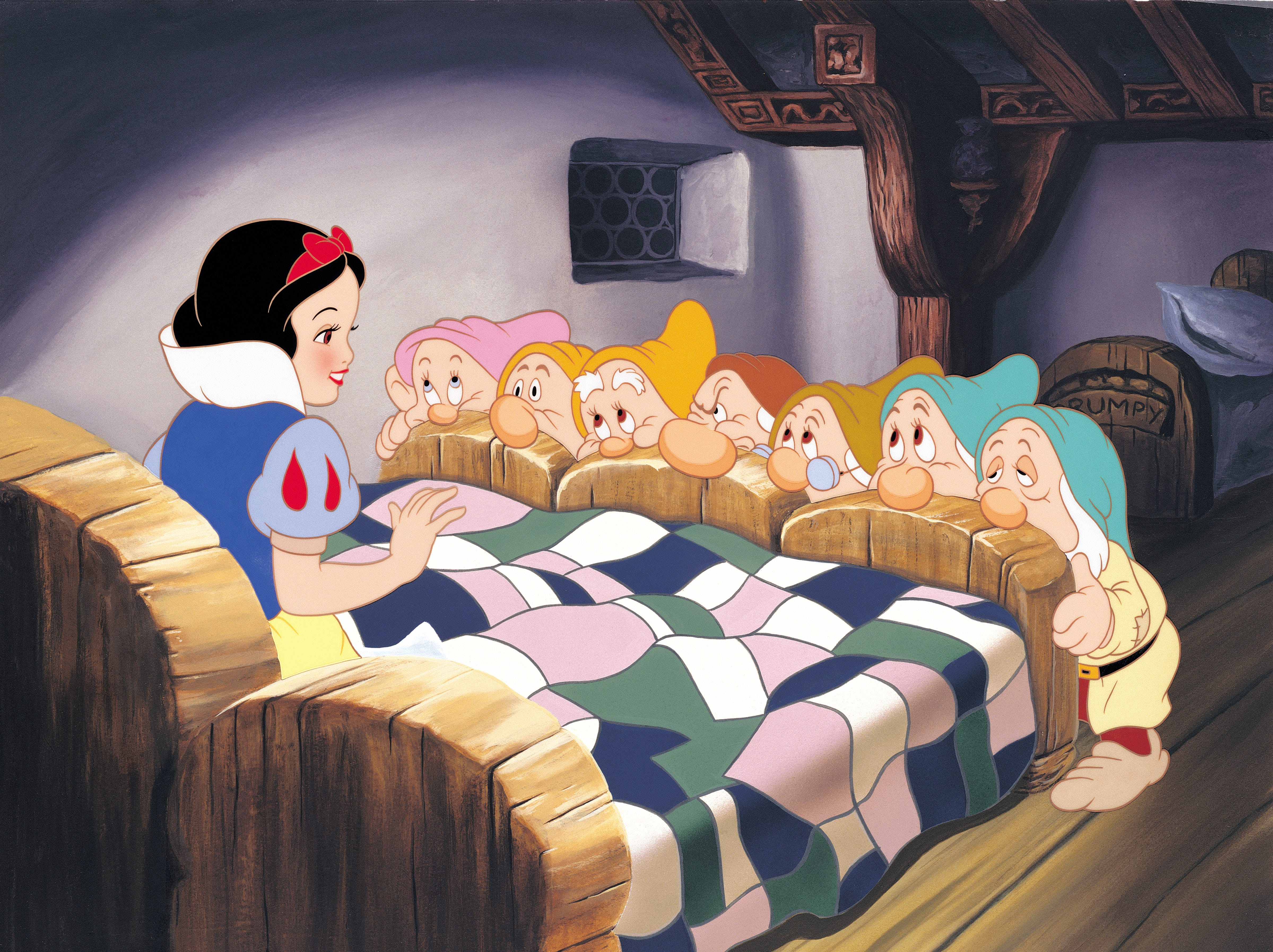 """West Virginia: """"Snow White and the Seven Dwarfs"""""""