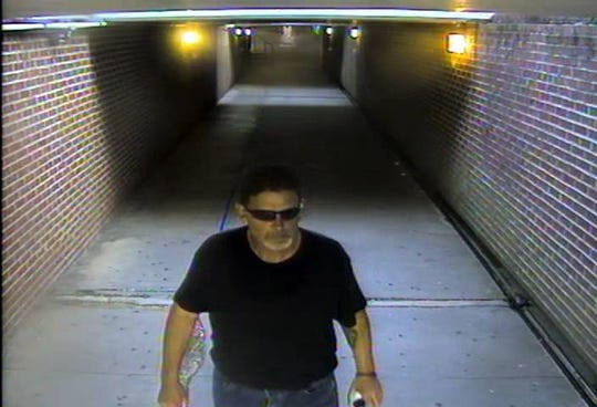 Police are searching for a man who stole $700 from a senior citizen at the Delaware Park casino, police say.