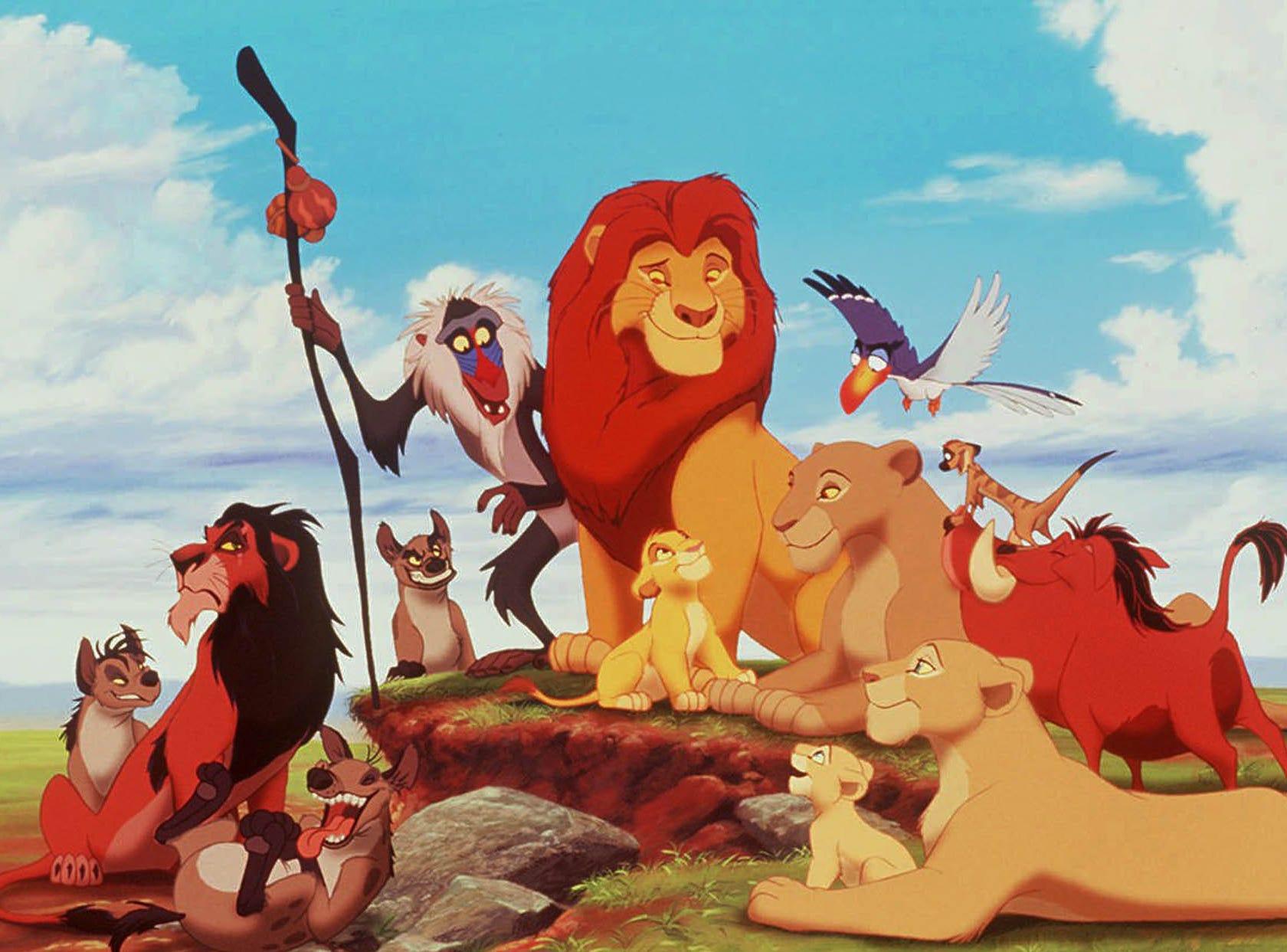 "Michigan: ""The Lion King:"