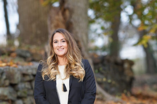 Jordyn Pusey is a Democratic candidate for New Castle County Council in the 1st District.