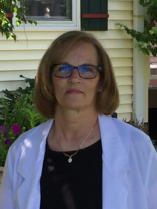 Linda Stankey is a Registered nurse.