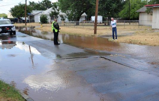 City Sees Increase In Waterline Breaks