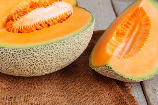 Storing melon properly is key for lasting freshness.