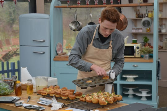 """A tonic for our times: """"The Great British Baking Show."""""""