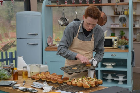 'The Great British Baking Show'