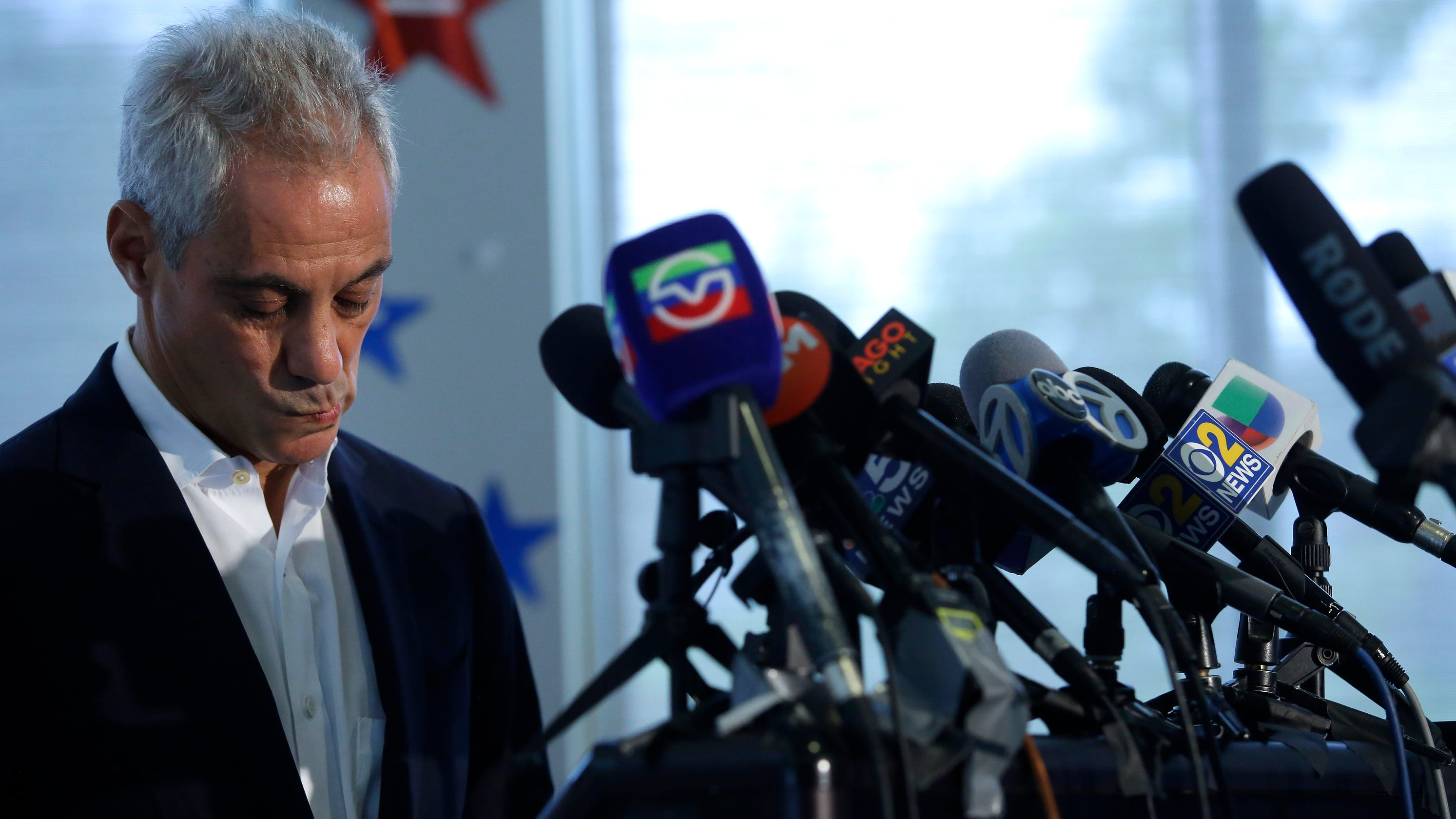 Rahm Emanuel: I won't seek re-election as Chicago Mayor