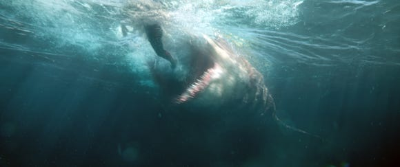 Ranked: The top 10 killer shark movies, from 'Jaws' to 'The Meg'
