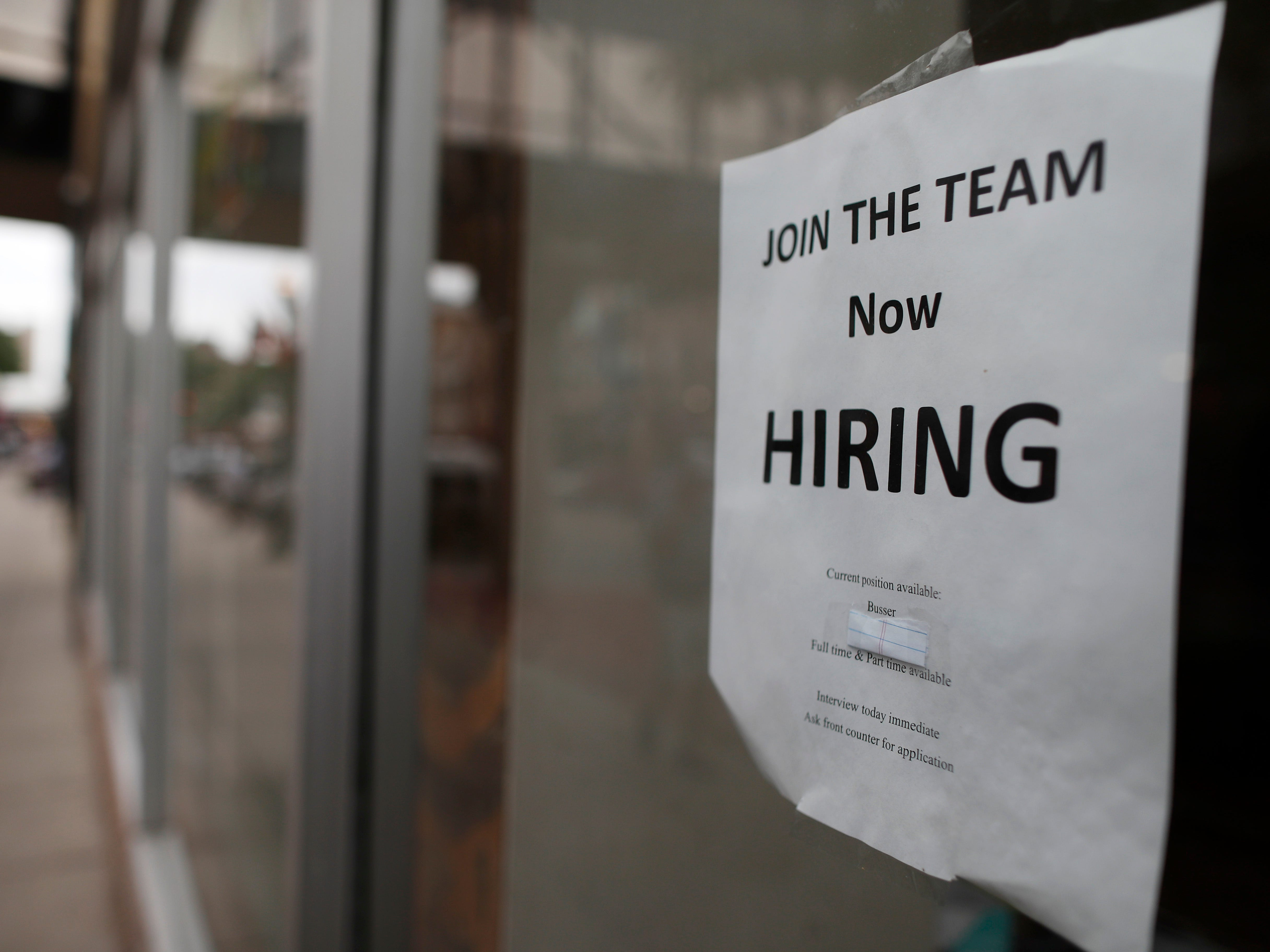Economy added disappointing 155,000 jobs in November