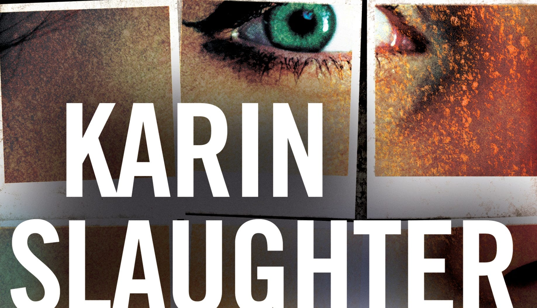 """Pieces of Her"" by Karin Slaughter."