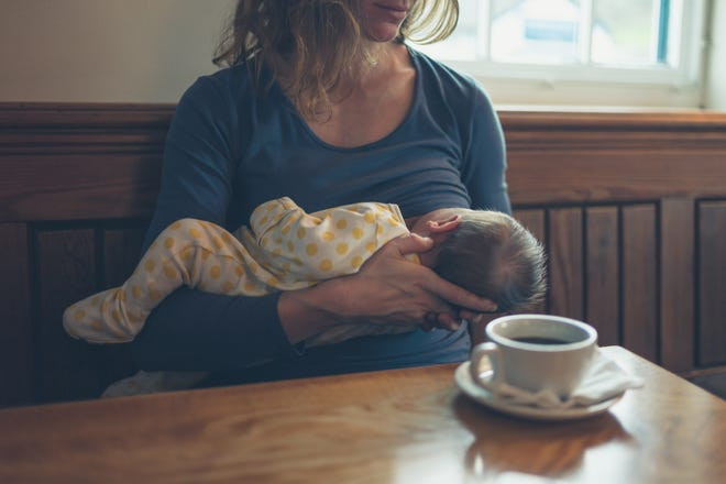 Mothers are legally allowed to breastfeed in public in all 50 U.S. states.