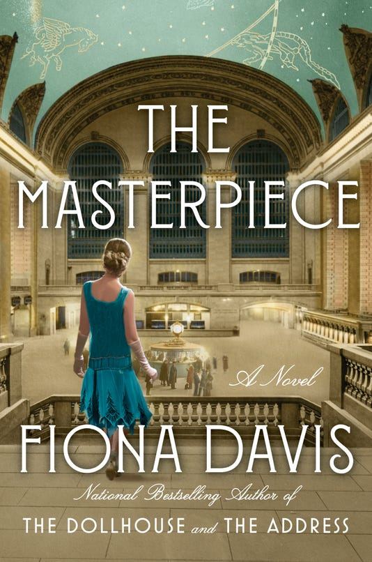 The Masterpiece 9781524742959 Jacket