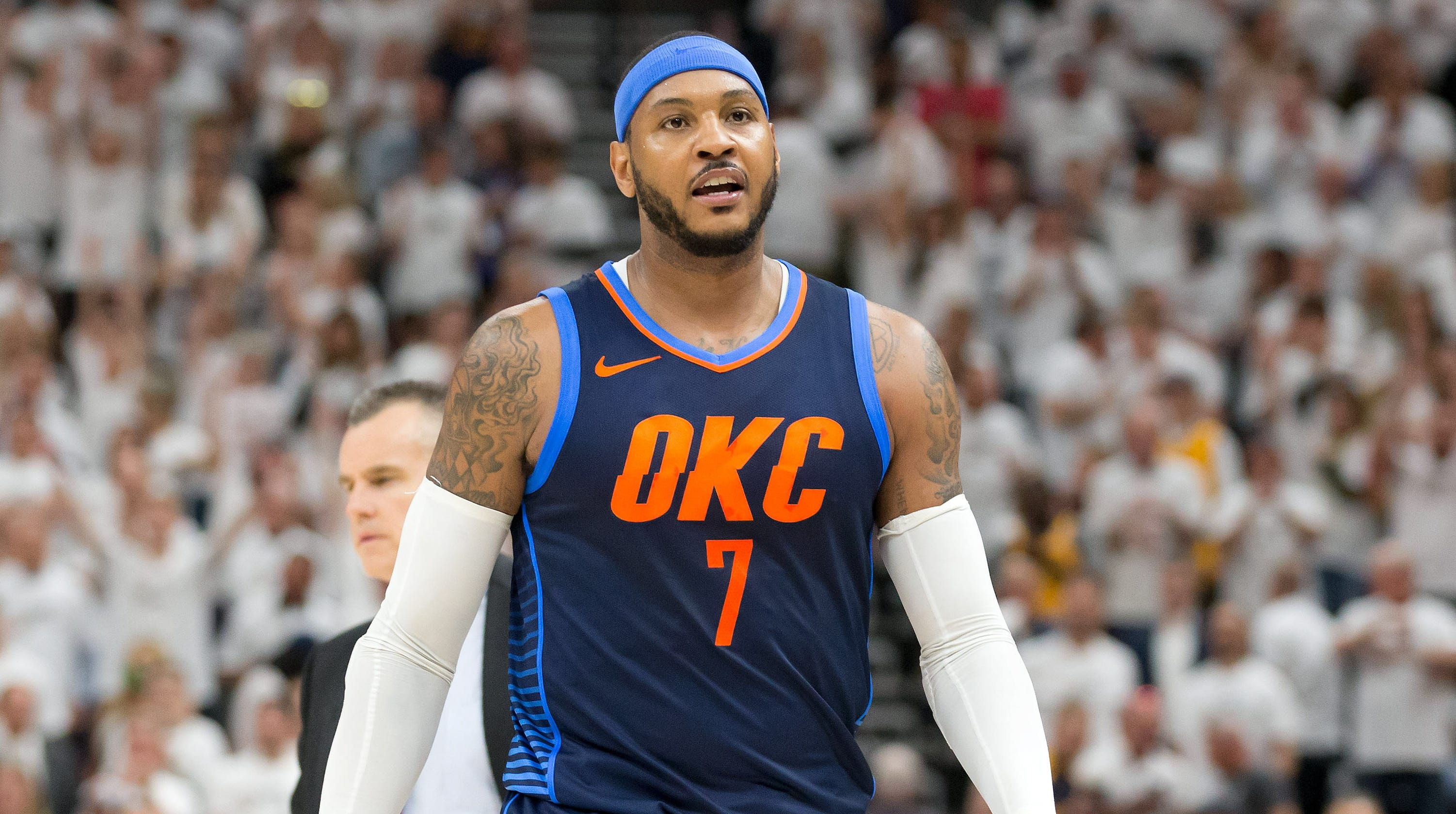 Carmelo Anthony verbally agrees to sign with Rockets cd8a0bb95