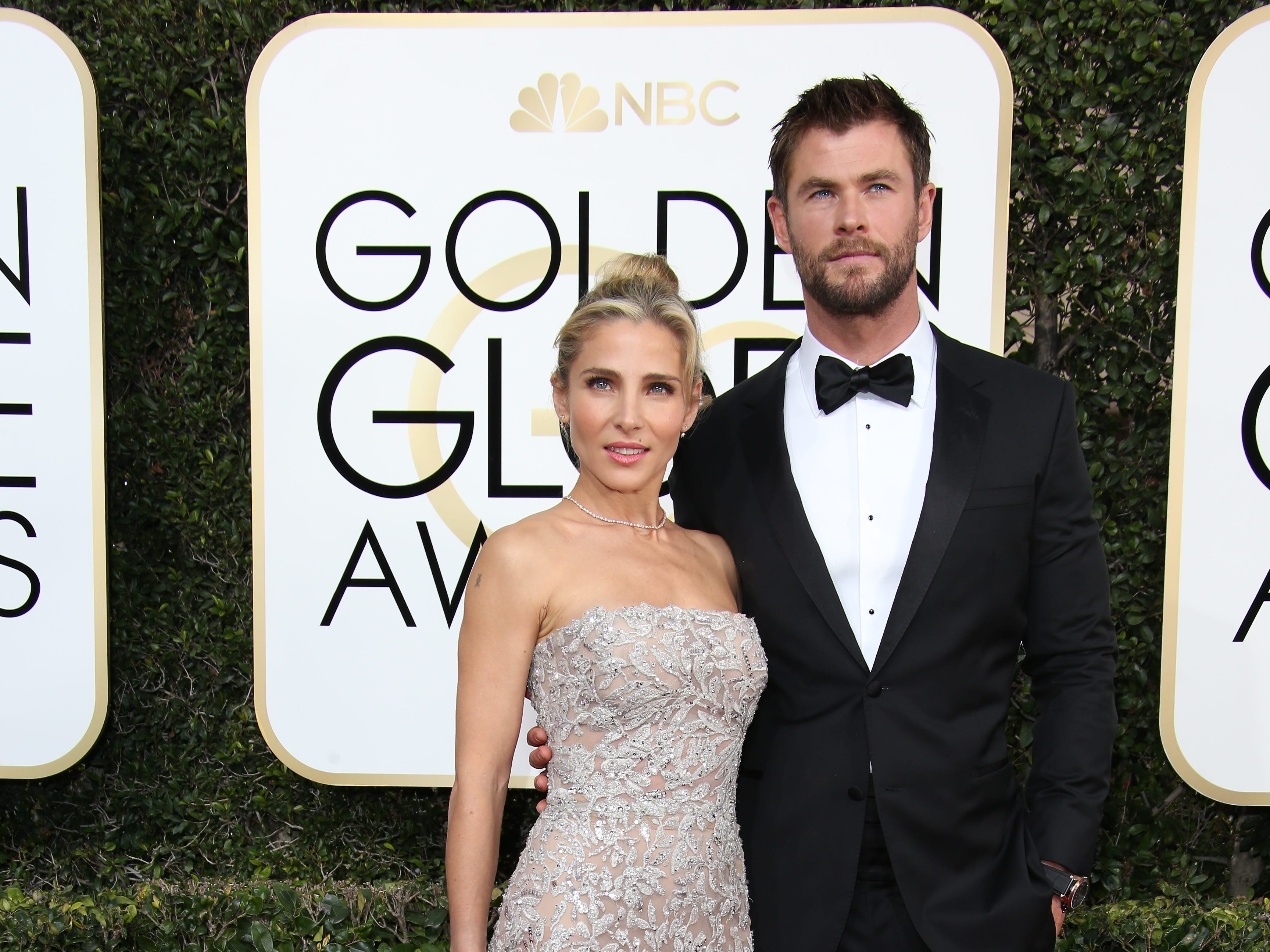 Jan 8, 2017; Beverly Hills, CA, USA; 
