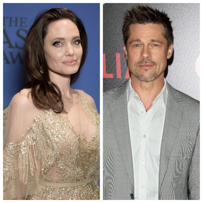Angelina Jolie and Brad Pitt's divorce goes public (again).