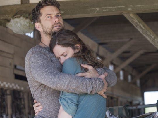 """Joshua Jackson is back as Cole and Ruth Wilson returns as Alison in Season 4 of """"The Affair."""""""