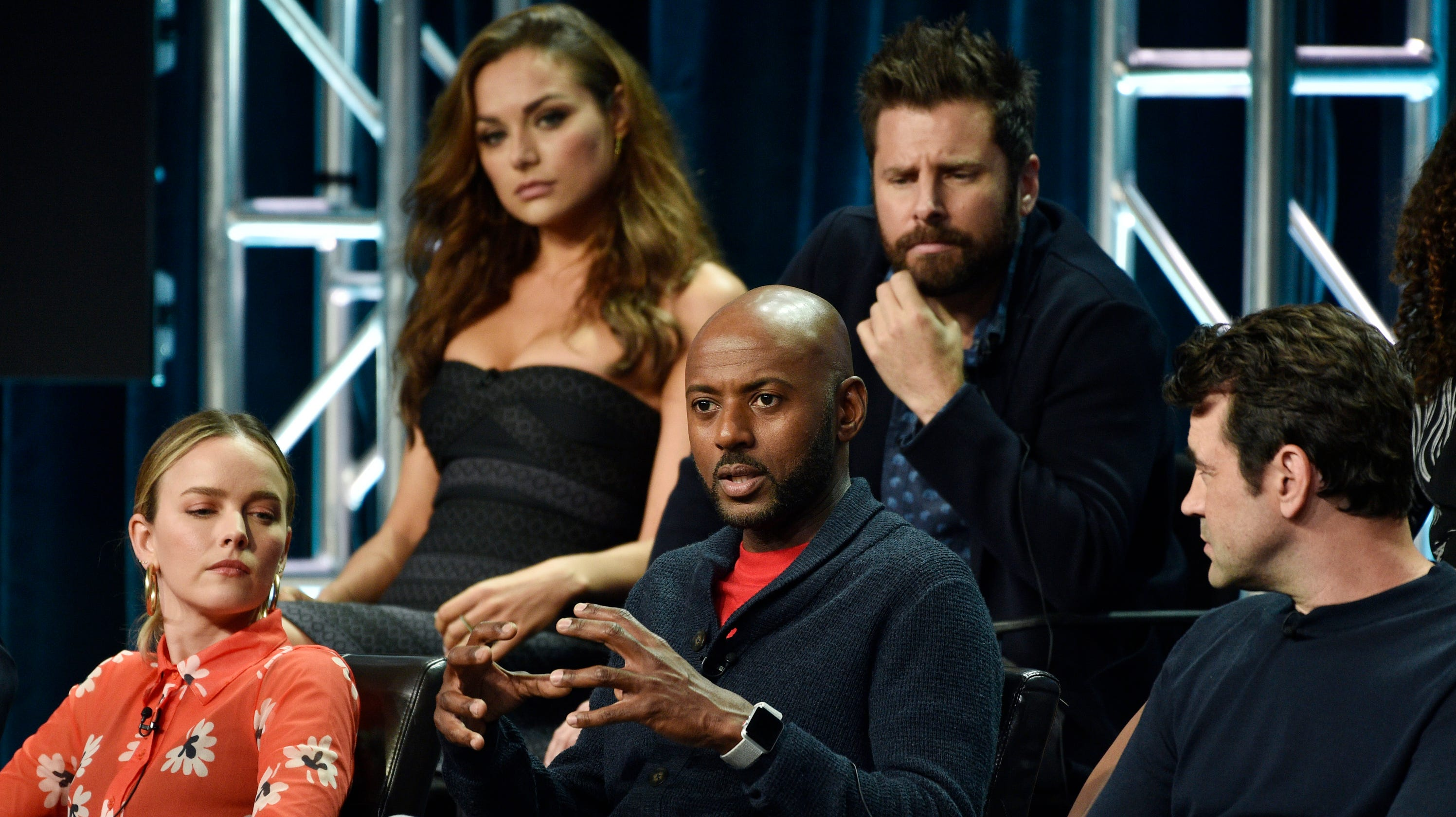 Why do guys avoid emotions? ABC offers drama 'A Million