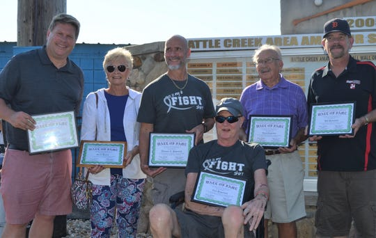 The 2018 Wall of Fame Class included Jack Bivens, Micki Bortell, Bill Broderick, Will Kowalski, Nick Popovich, Tom Popovich, Fred Murray and Gary Tegarden.