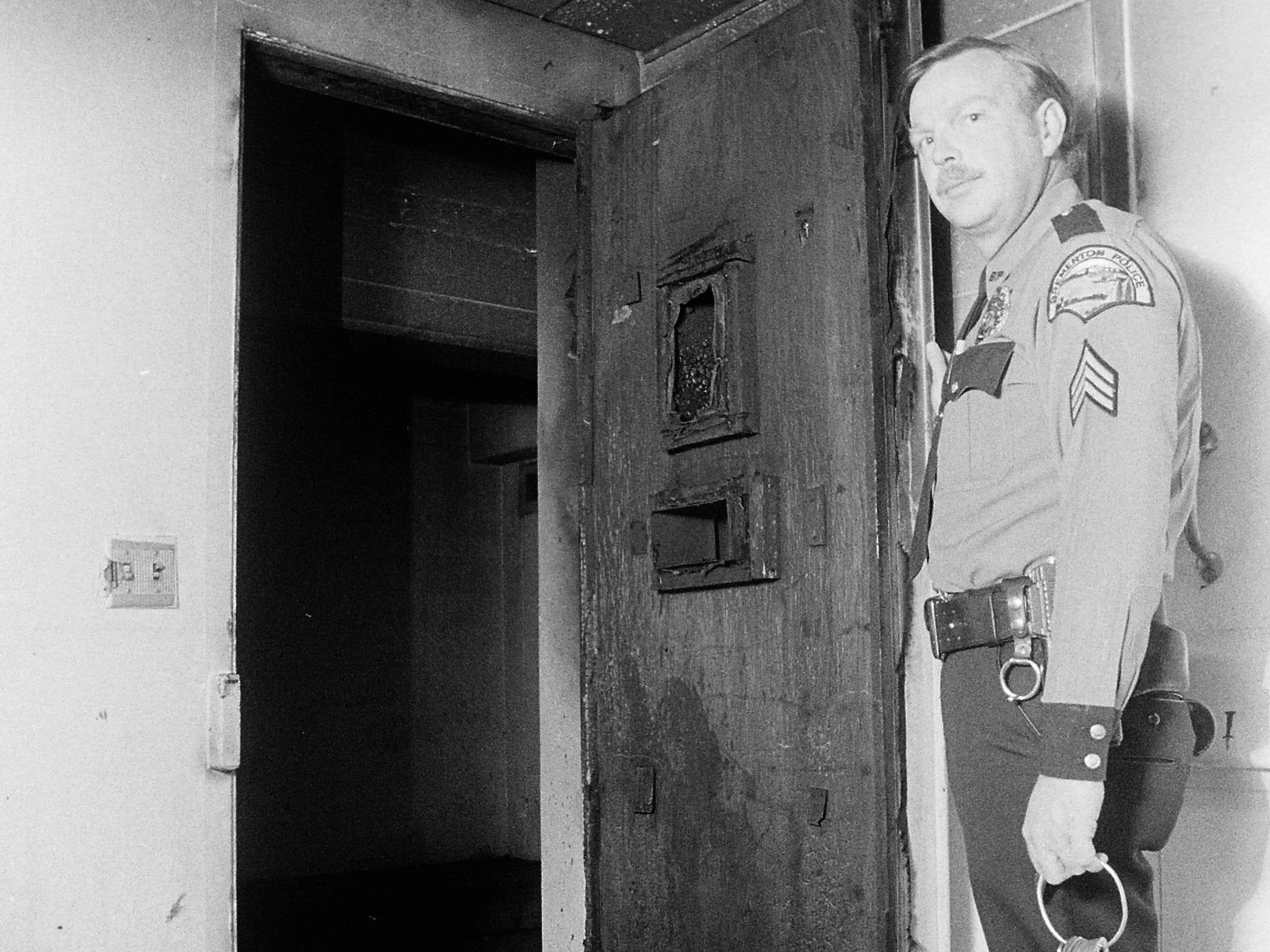 10/08/82City Jail Arson
