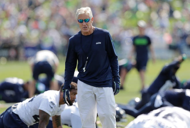 Pete Carroll will be watching a lot of new starters in the Seahawks' preseason opener on Thursday in Seattle.