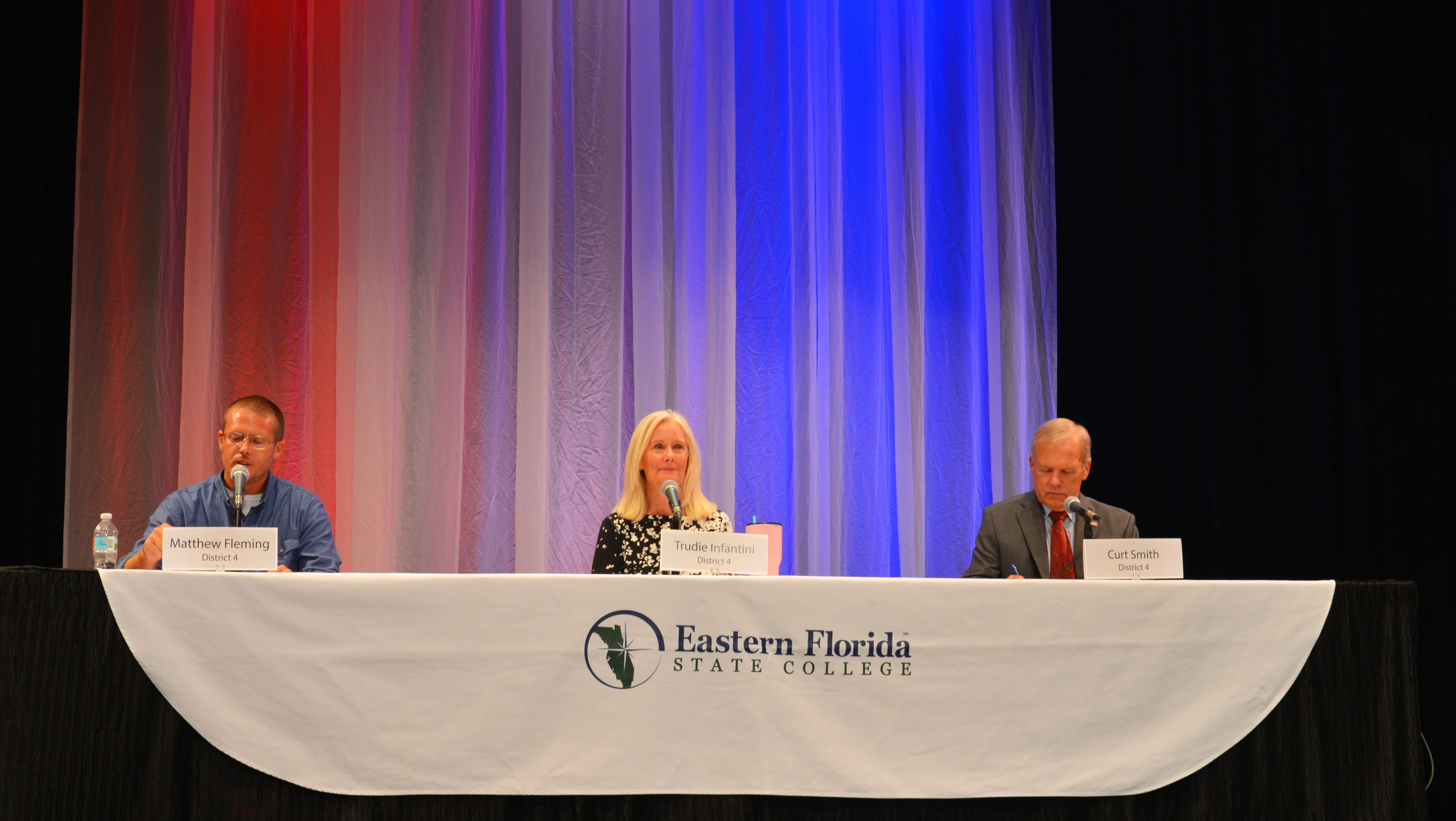 Our forums with candidates in County Commission Districts 2 and 4 are now posted.
