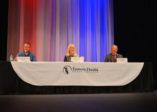 Florida Today Candidate Forum Distridct 4