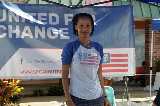 Tess Martin is president of Speak Out Brevard.