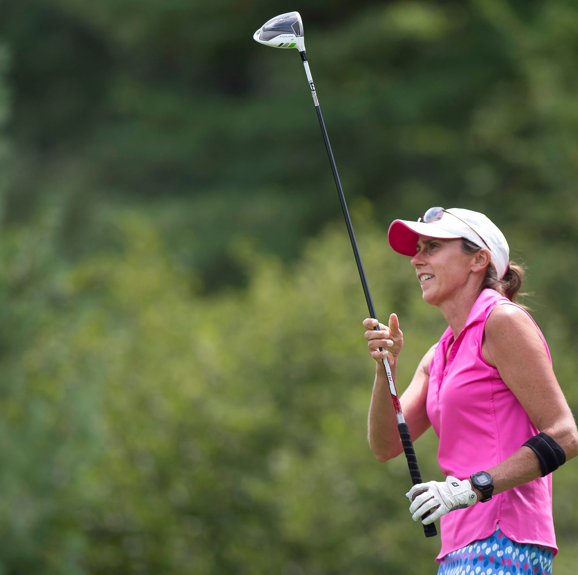 Tiffany Maurycy rallies to win 2018 Vermont women's amateur