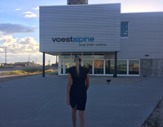 Voestalpine Building
