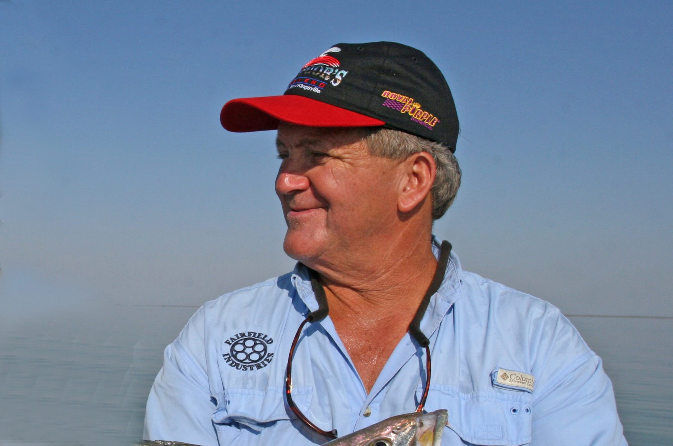 Capt. Jim Leavelle chased tarpon for 17 summers near Galveston, but has started searching for them in the Coastal Bend.