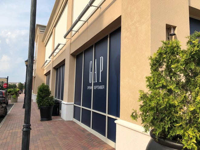 Shoppers will soon have another store to visit at the Garden State Park shopping complex in Cherry Hill. The Gap store opening there is just two miles from the retailer's location inside the Cherry Hill Mall.