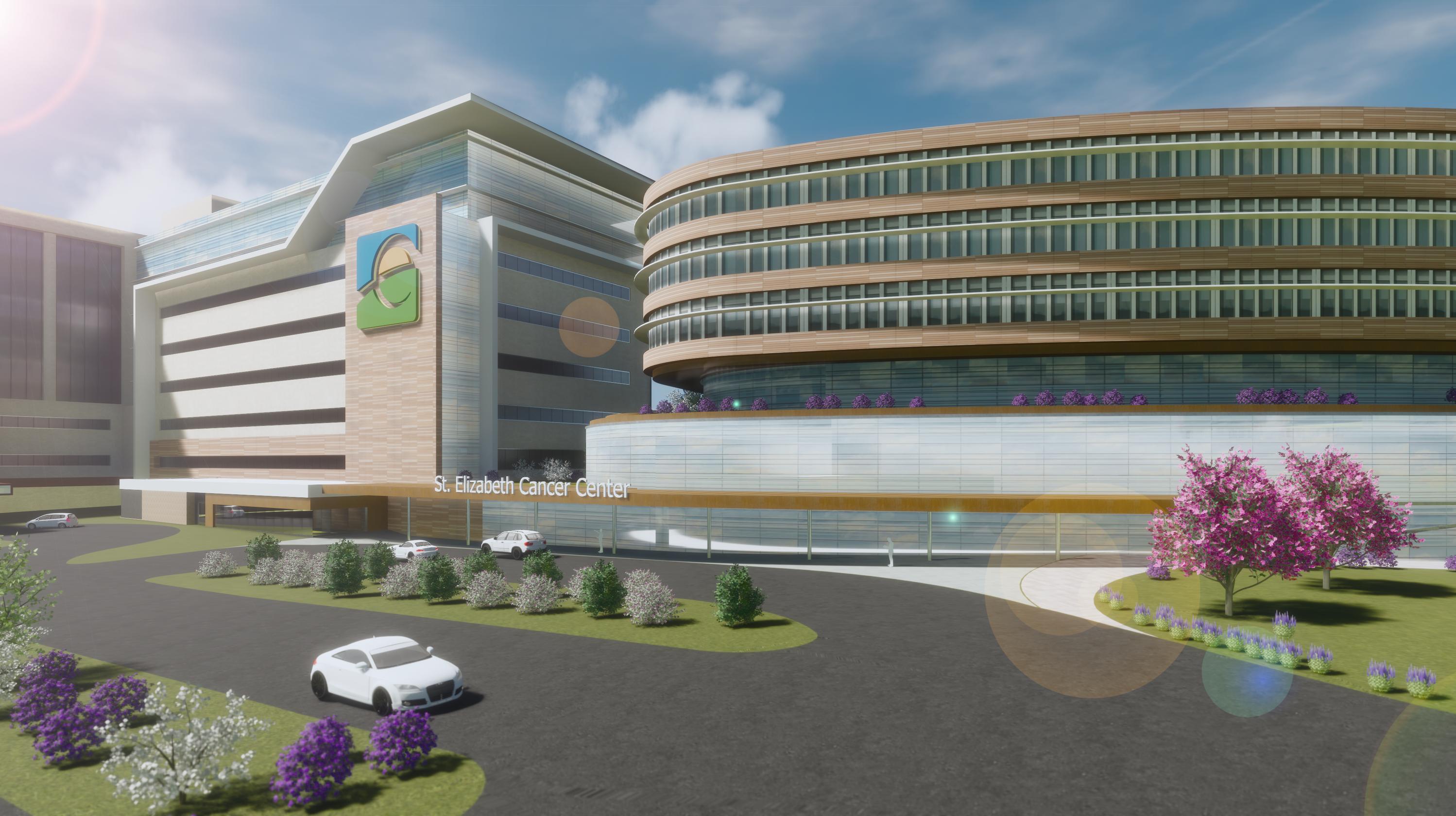 Expanding care: St  Elizabeth Cancer Center breaks ground