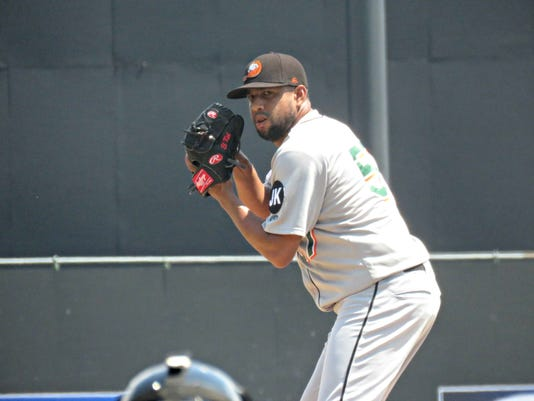 Pitcher Francisco Rodriguez