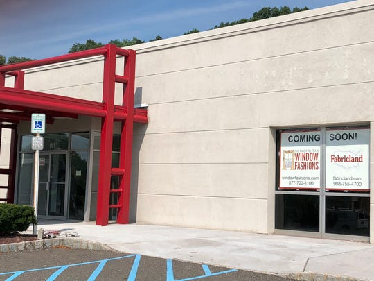 Fabricland, a Route 22 landmark in North Plainfield, will be moving to a new location on the highway in Green Brook.
