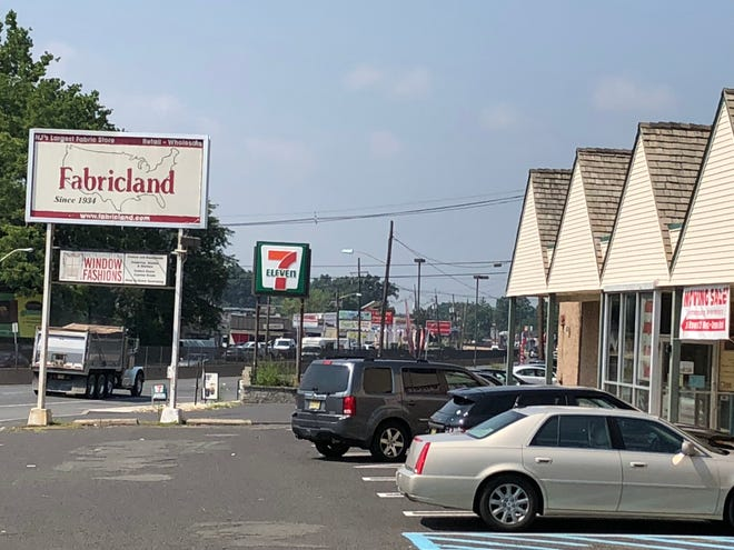 Fabricland will be moving west on Route 22 to Green Brook to make room for a Wawa convenience store and gas station.