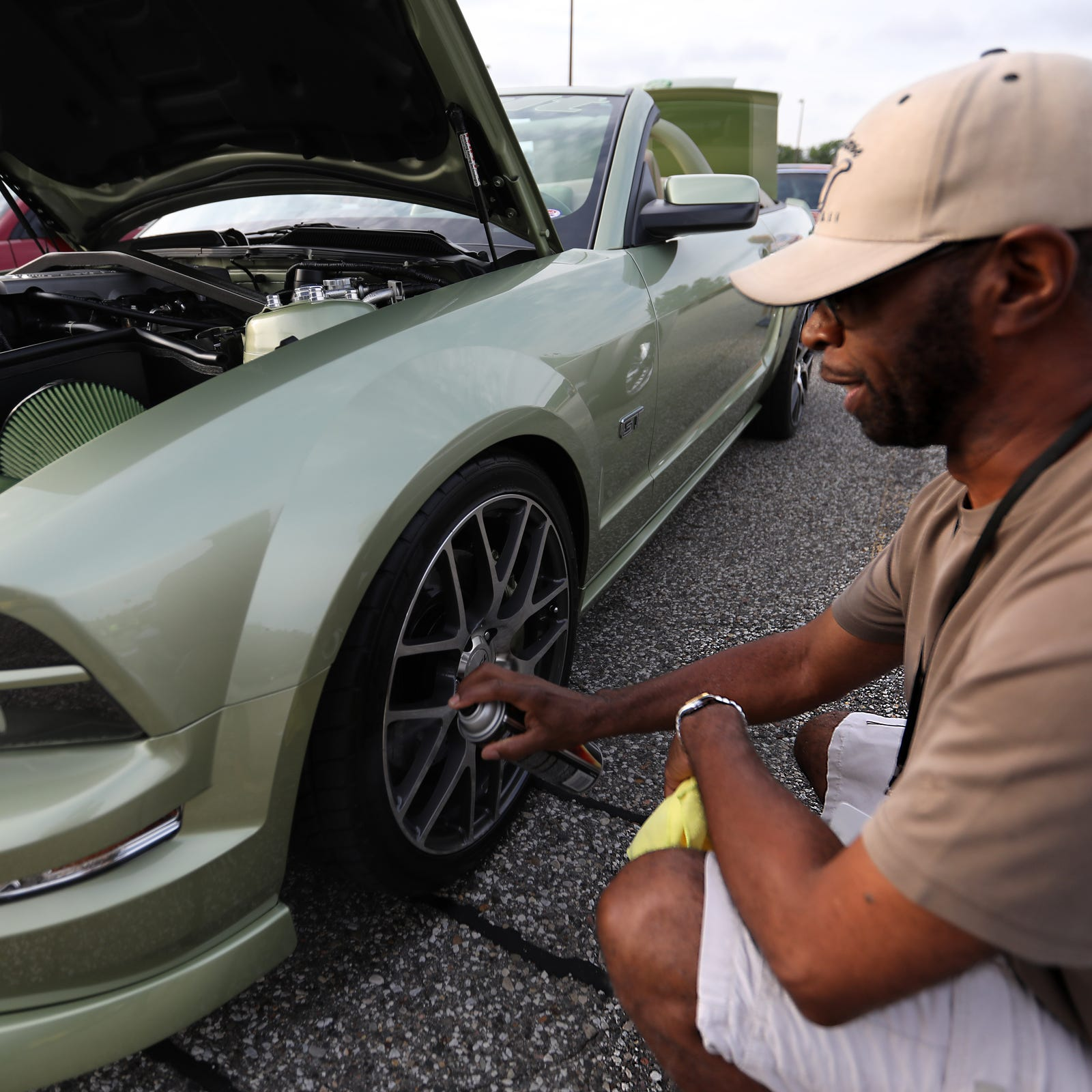 Ford Mustang: Meet the collectors who made it unstoppable