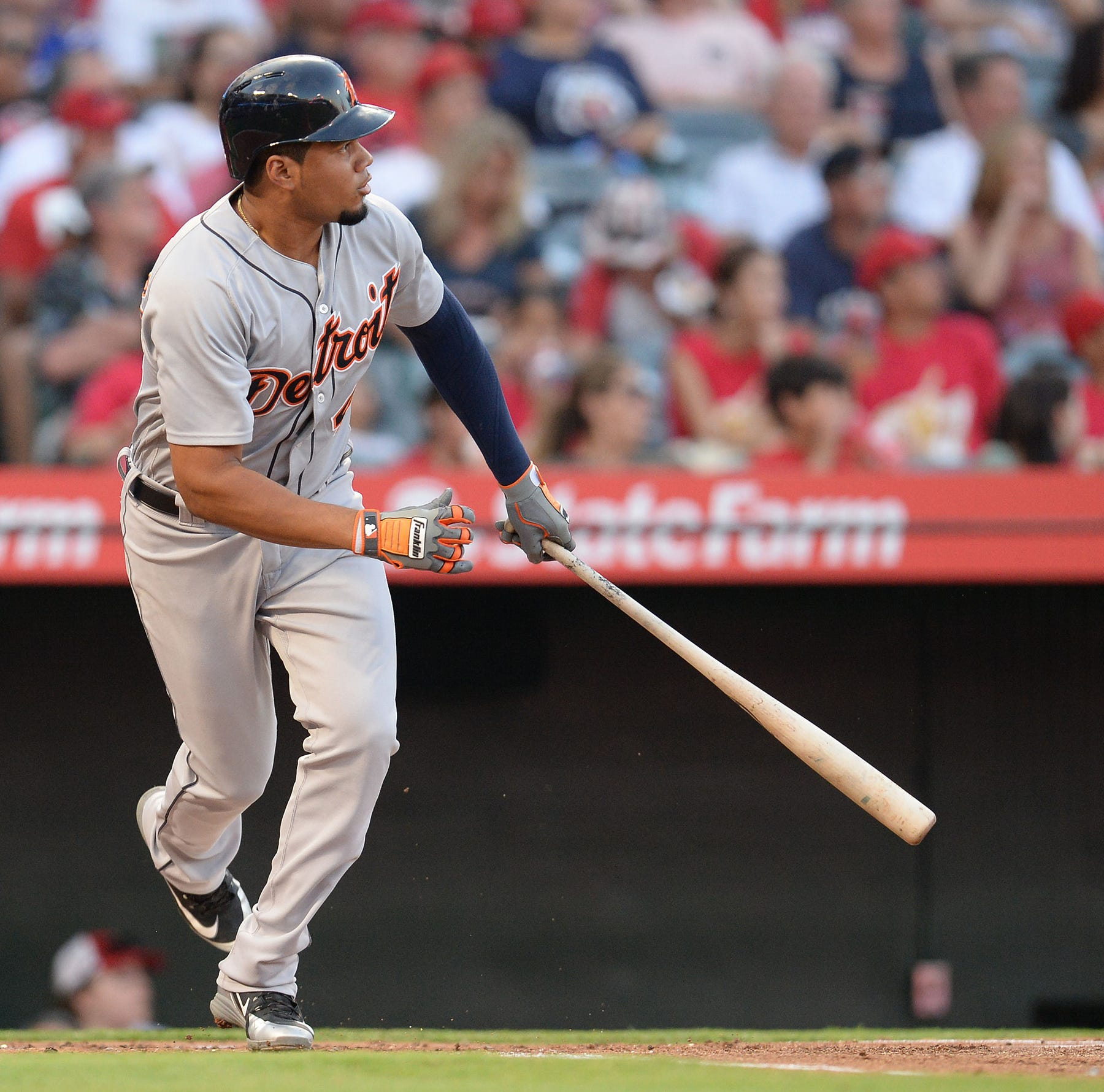 Detroit Tigers lose to Los Angeles Angels, 11-5