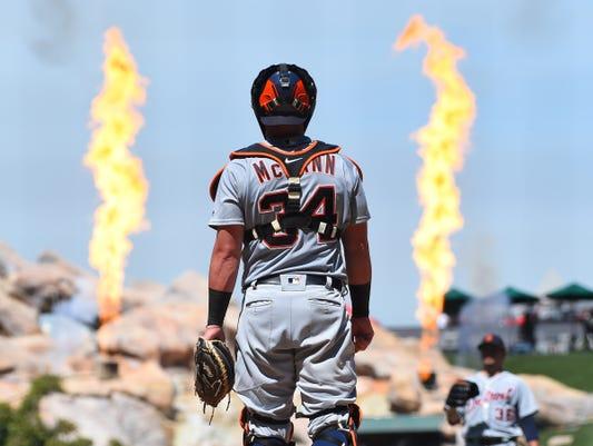 Sad Detroit Tigers, James McCann
