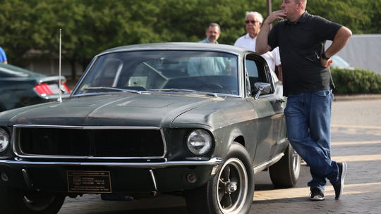Mystery surrounds $3.74M sale of 1968 Mustang Bullitt: 'Only one person knows' buyer