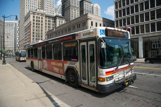 Voters in metro Detroit may have another chance to vote on a mass transit millage.