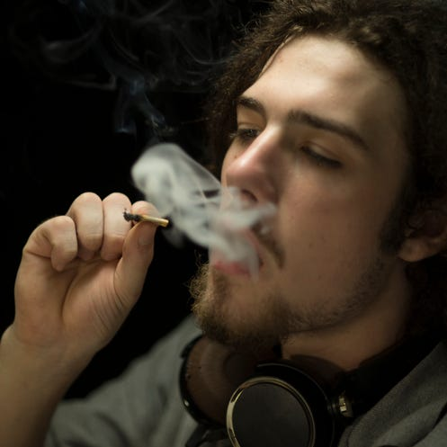 Sister shouldn't play the role of parent to marijuana-smoking brother