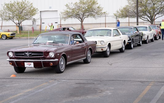 mustang swagger pushes pony cars past 10 million