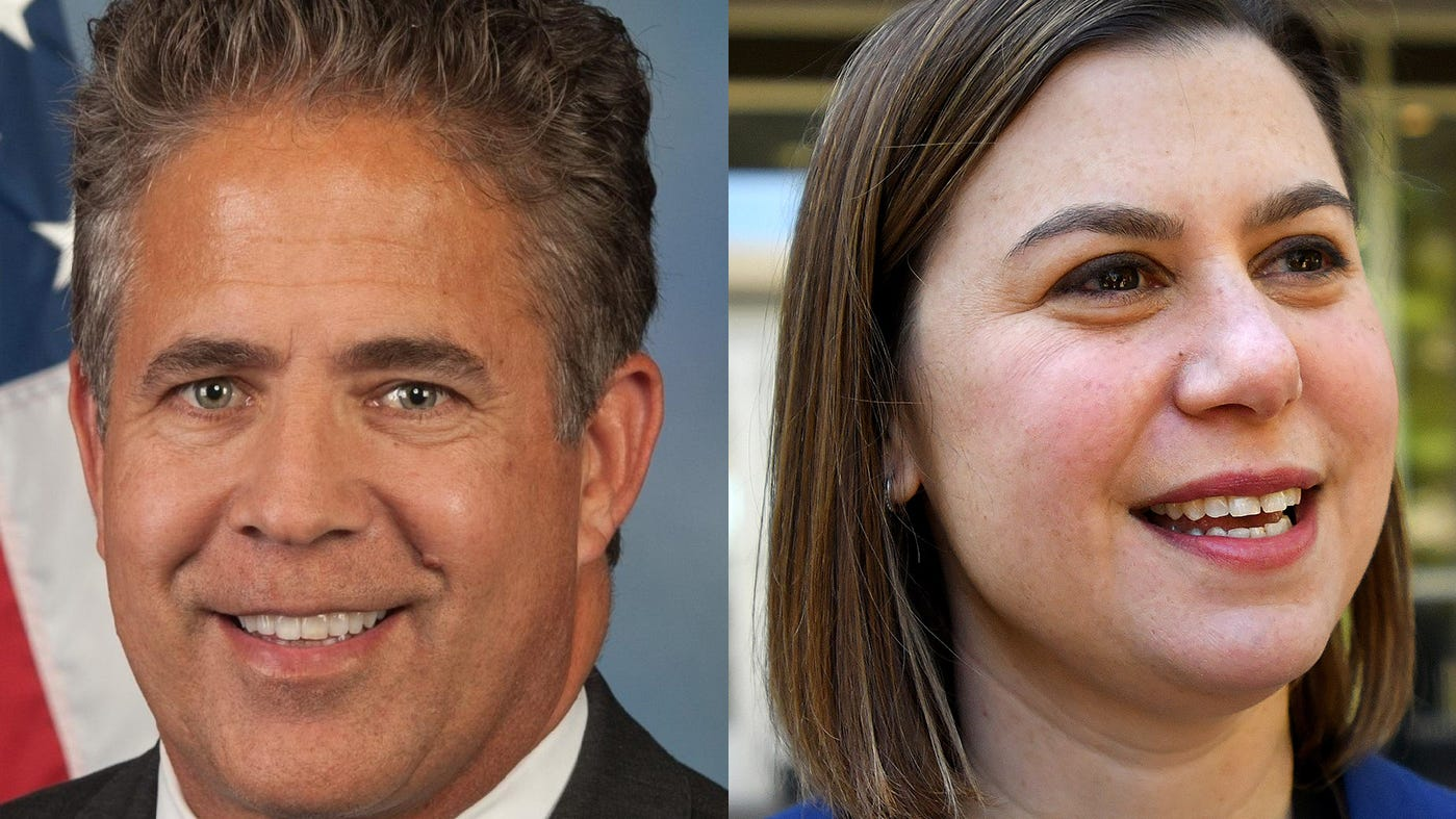 Slotkin-Bishop race breaks Michigan record for campaign, outside spending